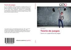 Bookcover of Teoría de juegos