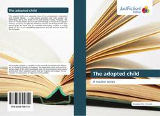 Bookcover of The adopted child