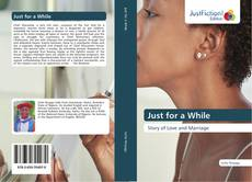 Bookcover of Just for a While