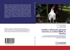 Capa do livro de Emblica officinalis derived tannins as native BRMs in Poultry