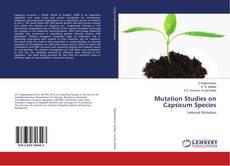 Bookcover of Mutation Studies on Capsicum Species