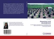 Powering rural development kitap kapağı