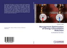 Capa do livro de Management Optimization of Energy Consumption Reduction