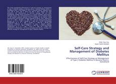 Buchcover von Self-Care Strategy and Management of Diabetes Mellitus