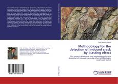 Bookcover of Methodology for the detection of induced crack by blasting effect
