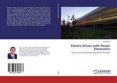 Bookcover of Electric Drives with Power Electronics