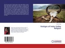Capa do livro de Vestiges of Indus Valley Religion