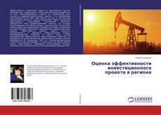 Обложка Оценка эффективности инвестиционного проекта в регионе