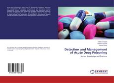 Bookcover of Detection and Management of Acute Drug Poisoning