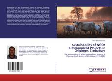 Portada del libro de Sustainability of NGOs Development Projects in Chipinge, Zimbabwe