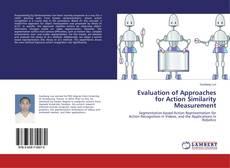 Portada del libro de Evaluation of Approaches for Action Similarity Measurement