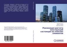 Bookcover of Реализация расчета конструкций состоящих из плоских элементов