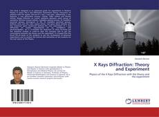 Capa do livro de X Rays Diffraction: Theory and Experiment