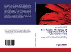 Bookcover of Host-Parasite Physiology of Syzygium cumini and Cassytha filiformis