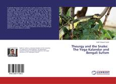 Обложка Theurgy and the Snake: The Yoga Kalandar and Bengali Sufism