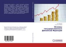 Основы государственных финансов Франции kitap kapağı