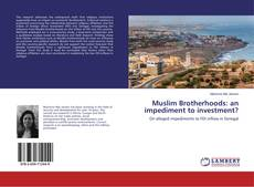 Capa do livro de Muslim Brotherhoods: an impediment to investment?