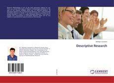 Descriptive Research kitap kapağı