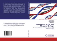 Bookcover of Introduction to Cell and Molecular Biology