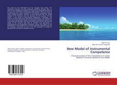 Capa do livro de New Model of Instrumental Competence