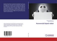 Capa do livro de Humanoid biped robot