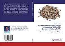 Capa do livro de Studies on Fusarium Wilt of Pigeonpea Incited by Fusarium udum Butler