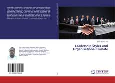 Buchcover von Leadership Styles and Organisational Climate