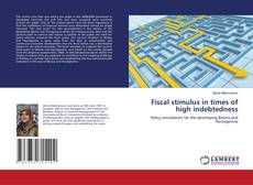 Capa do livro de Fiscal stimulus in times of high indebtedness