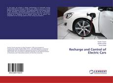 Bookcover of Recharge and Control of Electric Cars