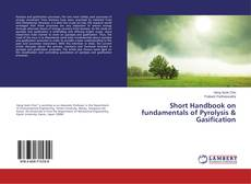 Copertina di Short Handbook on fundamentals of Pyrolysis & Gasification