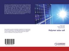 Bookcover of Polymer solar cell