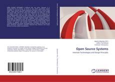 Portada del libro de Open Source Systems