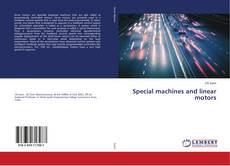 Capa do livro de Special machines and linear motors