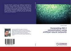 Buchcover von Forecasting NO 2 concentration using artificial neural networks