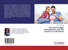 Borítókép a  Personal budget management and the impact on individuals - hoz