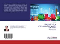 Bookcover of Introduction to pharmaceutical quality assurance