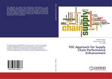 Copertina di TOC Approach for Supply Chain Performance Enhancement