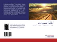 Capa do livro de Women and Politics