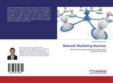 Network Marketing Business的封面