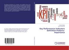 Bookcover of Key Performance Indicators Definition-Patterns- Importance