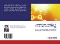 Bookcover of 3D multiscale modeling of high temperature PEM fuel cell