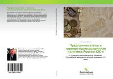 Предприниматели и торгово-промышленнная политика России ХIХ в的封面