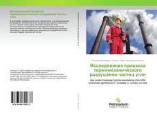 Bookcover of Исследование процесса термомеханического разрушения частиц угля