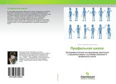 Профильная школа kitap kapağı