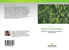 Bookcover of Золотая Слеза Урала