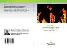 Bookcover of Явление кризиса