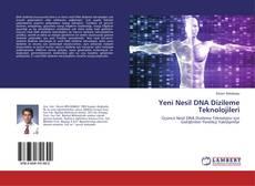 Capa do livro de Yeni Nesil DNA Dizileme Teknolojileri