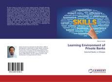 Borítókép a  Learning Environment of Private Banks - hoz