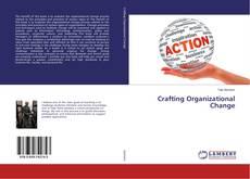 Crafting Organizational Change kitap kapağı