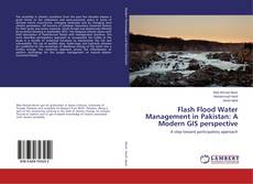 Capa do livro de Flash Flood Water Management in Pakistan: A Modern GIS perspective